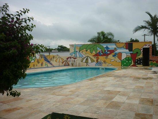Pousada Solavir: Buena piscina