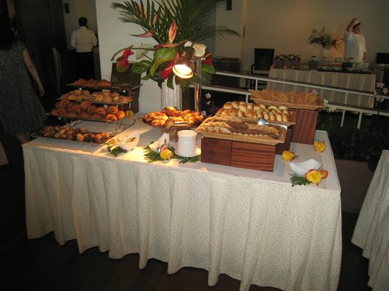 Orchids : Buffet tables