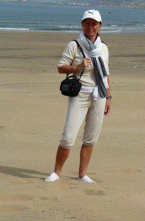 Robinson Club Agadir : Moi...