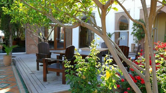 Robinson Club Agadir : Jardin