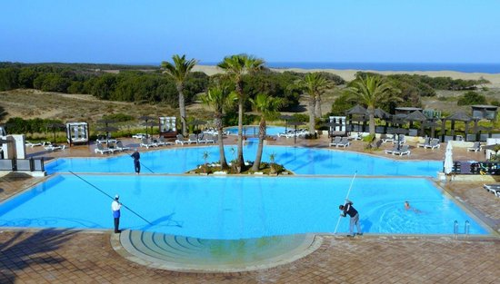 Robinson Club Agadir : Piscine