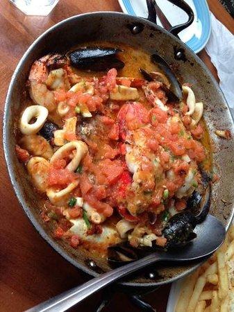 Taverna Opa: Seafood