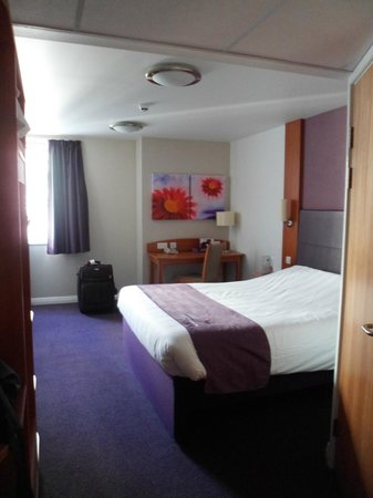 Premier Inn London Blackfriars (Fleet Street) Hotel: Room