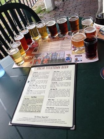 Titletown Brewing Company : Beers