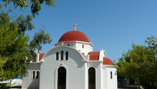 Paladien Moklos : Chapelle