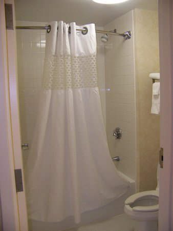 Hampton Inn & Suites Mooresville/Lake Norman: Bathroom in suite