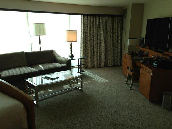 Borgata Hotel Casino & Spa : our suite