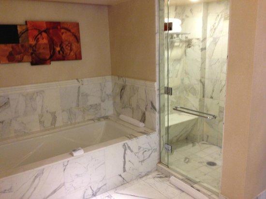 Borgata Hotel Casino & Spa: bathroom