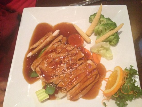 Koon Manee Thai & Sushi Restaurant: Teriyaki chicken