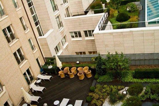 Grand Elysee Hotel Hamburg : Outside view