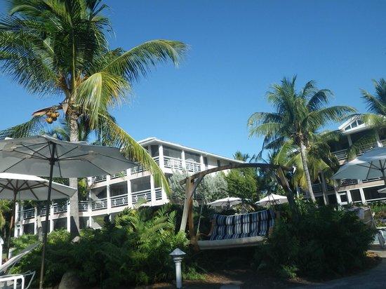 Ocean Club West: Resort grounds