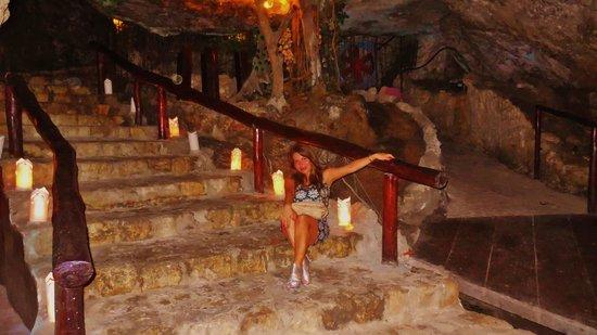 Alux Caverna Restaurant Lounge: vania