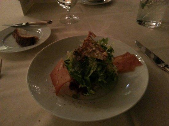 Everest : Perfect salad!
