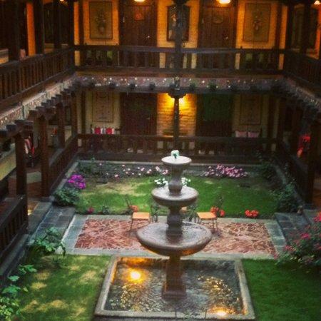 Samari Spa Resort : Vista desde la habitacion