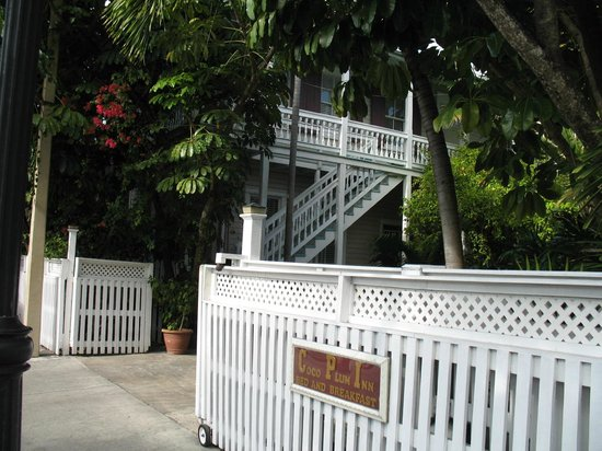 Coco Plum Inn Bed and Breakfast: Coco Plum Inn, Whitehead St.