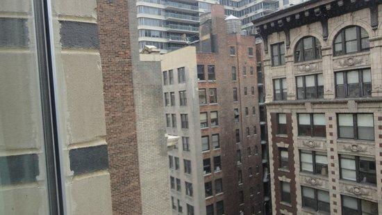 Holiday Inn Express Manhattan Times Square South: vista desde la habitación