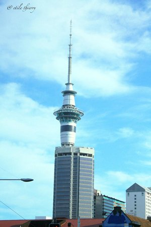 Sky City Casino: Autre vue de la sky city