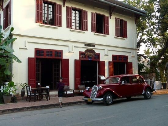 Hotel 3 Nagas Luang Prabang MGallery by Sofitel : Sous le charme des 3 Nagas