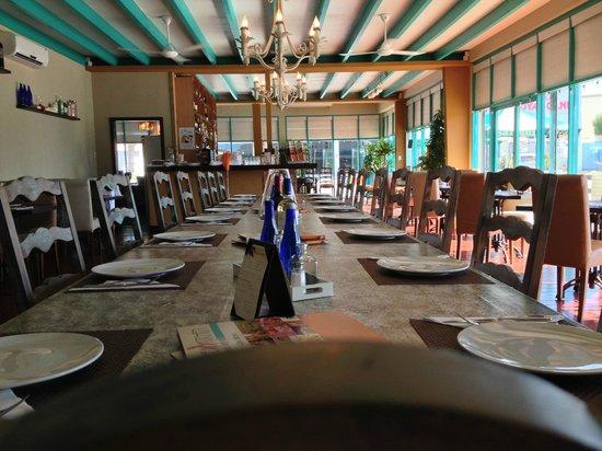 The Kitchen: Aruba's biggest table