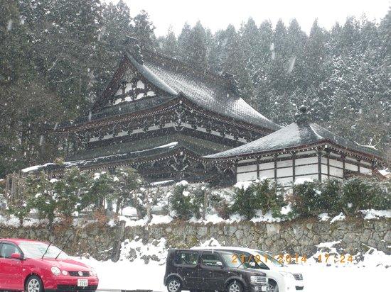 Takayama Jinya : Beautifull remote Takayama in winter.