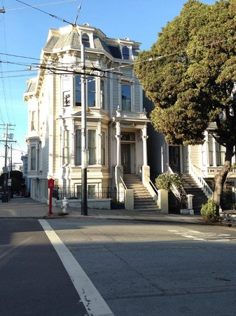 The Parsonage: Haight & Laguna