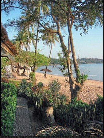 Coral Bay Resort : Hotel Grounds and Beach
