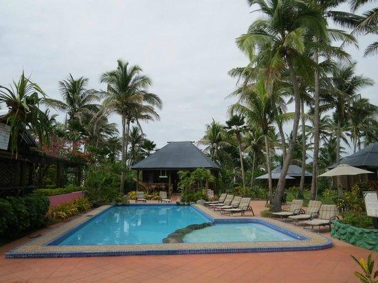 Club Fiji Resort: Where we cooled down every day