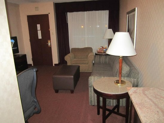 Embassy Suites by Hilton Dallas Love Field: My room 830