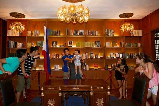 Malacanang Of The North: Our little marcos.