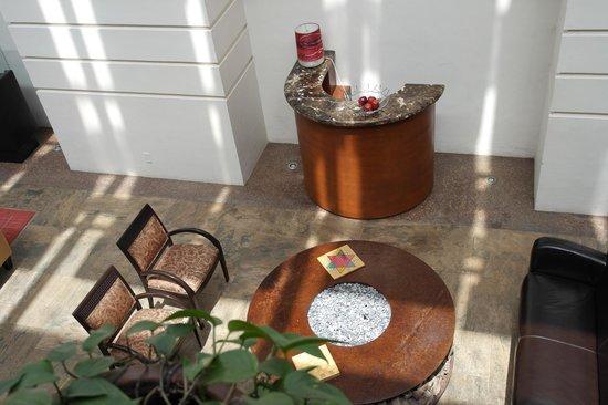 Casa del Alma Hotel Boutique & Spa : Area social del lobby