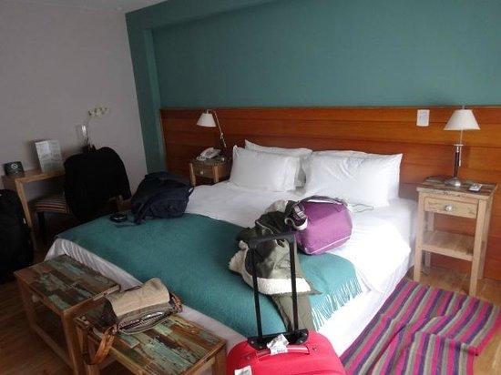 Hotel Destino Sur: Camas