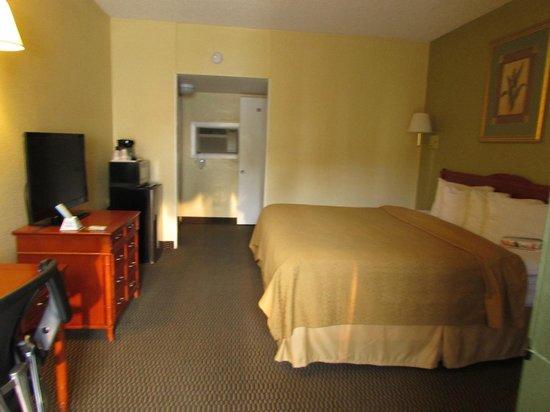 Quality Inn Airport : room