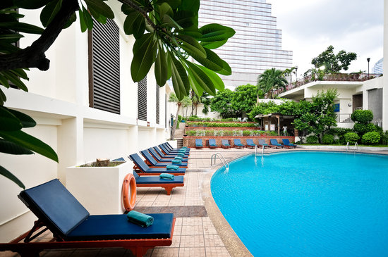 Narai Hotel: Swimming Pool