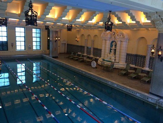 InterContinental Chicago : awesome pool