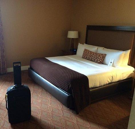 InterContinental Chicago: decent room