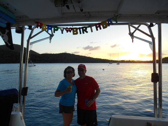 Dreaming On Yacht Charters: Big 4-0 on Dreaming On
