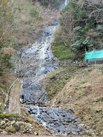 Asahi Taki Fall: 旭滝