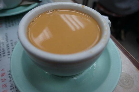 Kam Fung Cafe: Famous Milk Tea