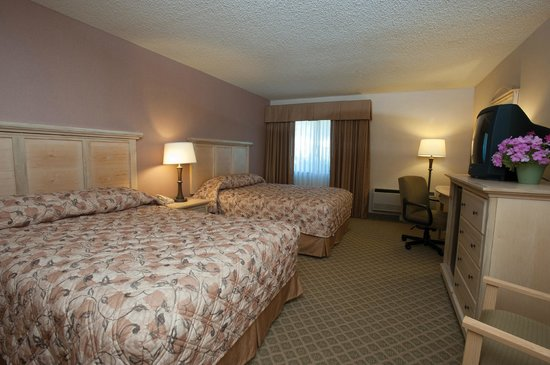 Wallace Inn: Room