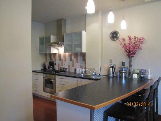 Glendeer Lodge: Guest Kitchen