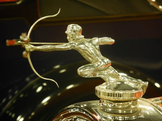 Tupelo Automobile Museum: 1