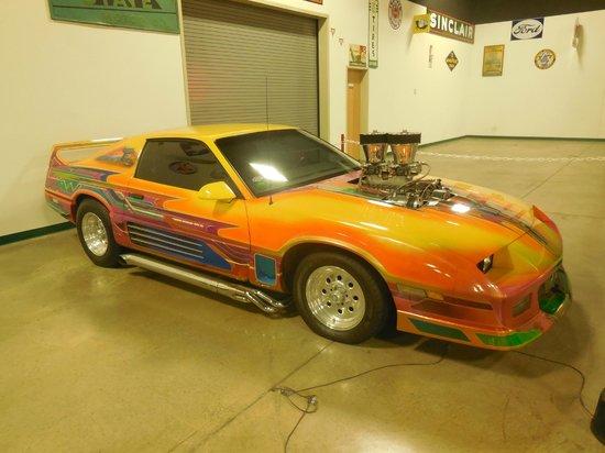 Tupelo Automobile Museum: 8
