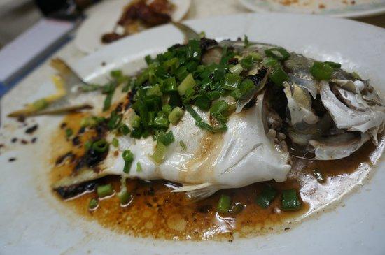 軍記海鮮菜館