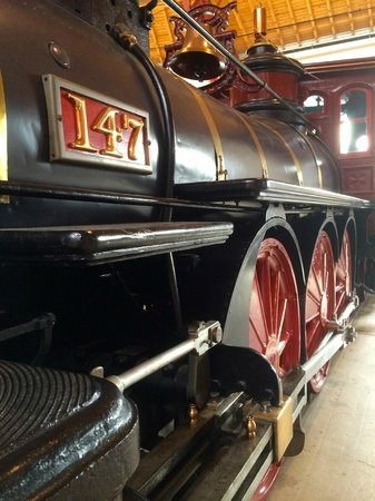 B&O Railroad Museum: Beautifully restored