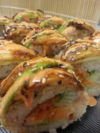 Mr. Kim's Sushi & Rolls: LEE Roll
