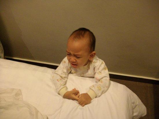 Fragrance Hotel - Bugis: menangis di satu sudut