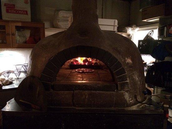 Carmelo's Ristorante Italiano: THE OVEN!!!!