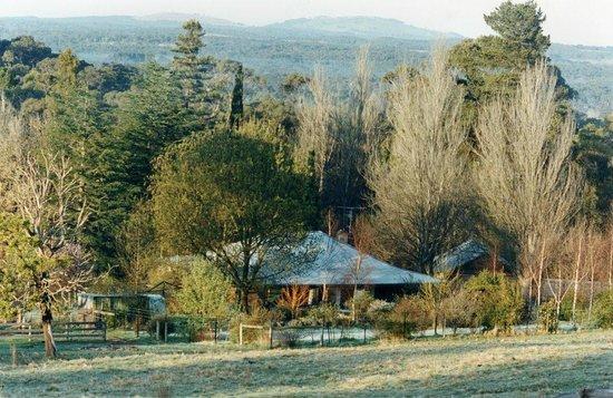 Bed And Breakfast Mount Macedon Victoria