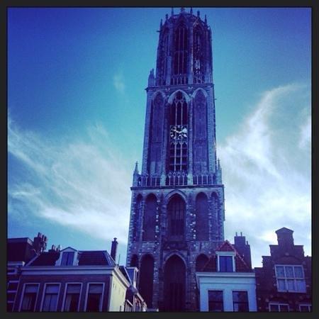 Grand Hotel Karel V Utrecht: dom tower