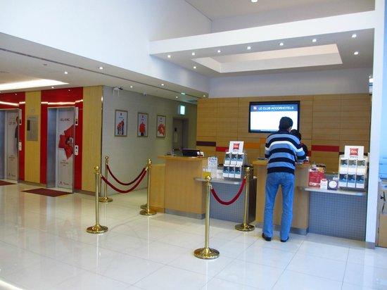 ibis Ambassador Busan City Centre : Lobby